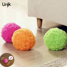 Dust Gone Automatic Rolling Ball Electric Duster Cleaner Mini Sweeping Robots