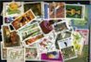 MONDE: COLLECTION 10000 TIMBRES DIFFERENTS NEUFS/OBLIT