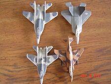 Vintage Die Cast Jet Planes(4)