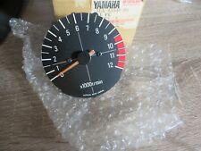 Yamaha Tachometer XJ900 XJ600 XJ900F Speedometer/Rev Counter Original New