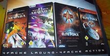 Star Trek Action Pack PC ARMADA II ELITE FORCE 2 x etc.