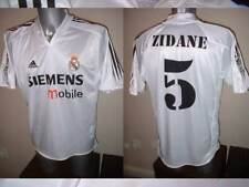 af75271d82d5 Real Madrid ZIDANE Adidas Adult L France Shirt Jersey Football Soccer  Trikot HA