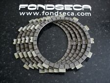 YAMAHA TZ250 CLUTCH FRICTION PLATES. SET OF 5. GREAT NEW BRAND. TRIED & TESTED