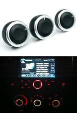 Car A/C Air Condition Panel Control Switch Knob For Honda City