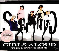 CD Si Pet Shop Boys Girls Aloud The Loving Kind + Megamix UK Only MCD Rar Neu
