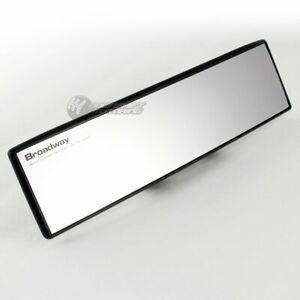 Broadway 300mm Convex Interior Clip On Car Truck Rear View Mirror Universal 4