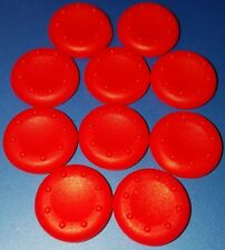 USA 10x RED Thumbstick Grips Cap Cover thumb stick grip for Xbox360 PS3 Wii