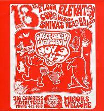 "13th FLOOR ELEVATORS ""AVALON 1966"" ITALY 1977 RARE"