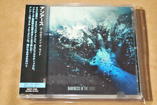 UNEARTH-DARKNESS IN THE LIGHT-JAPAN CD with OBI!