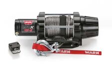 Warn VRX 45-S Powersports 4500 lb Winch 50' 1/4 Synthetic Line 101040