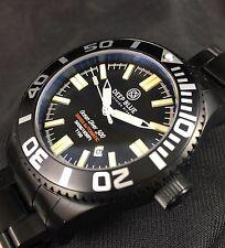 Deep Blue Men's Ocean Diver 500 Tritium T100 ETA 2824 Automatic Watch