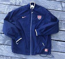 U.S national soccer team Vintage track Heavy jacket Nike Size Men's Medium
