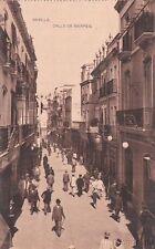 * SPAIN - Sevilla - Calle de Sierpes