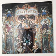 Michael Jackson - Dangerous - 1991 UNOPENED US 1st Press Vinyl LP E2 45400