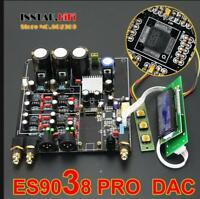 2019 ES9038PRO DAC DSD Decoder board HIFI + TCXO 0.1PPM Upgrade Version