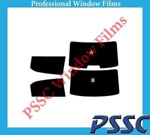 PSSC Pre Cut Rear Car Window Tint Films for CITROEN C-Elysee 2013-2016