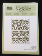 Stampin' Up BEAUTIFULLY BAROQUE Textured Impressions Embossing Folder