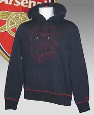 Nuevos Nike Vintage Club De Fútbol Arsenal Algodón Sudadera Con Capucha