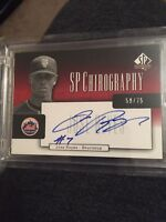 2004 SP Authentic Chirography Jose Reyes Auto 59/75