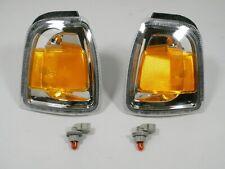 Side Marker Light Fits The Ford Ranger 2001-2005 Left Driver Fender Mounted