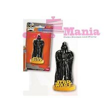 CANDELINA STAR WARS DARTH VADEN DISNEY IN 3D FESTA PARTY COMPLEANNO CANDELA
