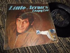 "LEAPY LEE LITTLE ARROWS/TIME WILL TELL SINGLE  7"" 1969 EMI SPAIN"