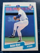 1990 Fleer Nolan Ryan Texas Rangers #313