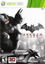 Batman: Arkham City Xbox 360 New