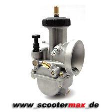 OKO PWK Flachschieber 38mm Vergaser für Maico Twinshock Evo Classic KTM Vespa