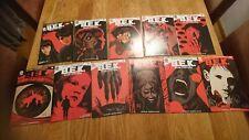 Black eyed kids 1-11 Joe pruett aftershock comics