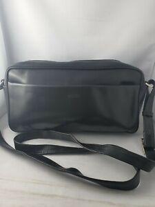 PICARD Tasche Shopper Leder handtasche   schwarz top zustand