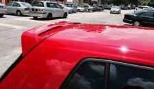 SPOILER ALETTONE PER VW GOLF 7 VII CON PRIMER  GTI GTD    F194P-TR194-5-W