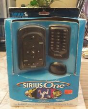 Sirius One Satelite Radio NIB