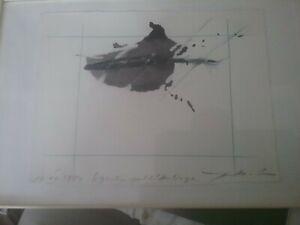"Jean CLAREBOUDT - ""Signature""- Oeuvre originale -"