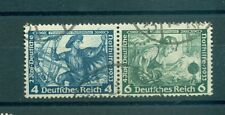 """GERMANIA - GERMANY DEUTSCHES REICH 1933 """"Wagner"""" Common Stamps"""