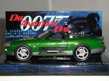 James Bond MINICHAMPS Diecast Vehicles