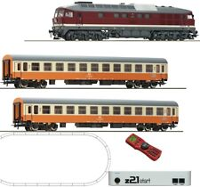 ROCO 51301 Sound Start set digitale Z21 + multiMaus Ludmilla 2 CARROZA DR EP 4