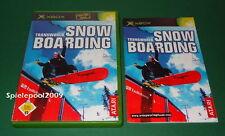 Transworld Snow Boarding fuer Microsoft Xbox mit Anleitung und OVP