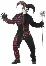 California Costumes 01372 Adult Sinister Jester