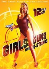 Girls, Guns and G-Strings [12 Film Set] Sybil Danning *Julie Strain R1 DVD *NEW*
