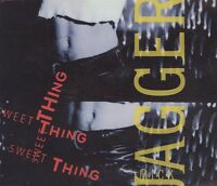 Mick Jagger (Rolling Stones) - Sweet Thing  Rare 4 Track CD single Germany 1992