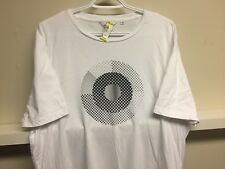 BEN SHERMAN T SHIRT THE ORIGINAL SZ XL WHITE/BLACK NEW