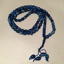 "Prayer Beads 99 Tasbih Tasbeeh Misbaha Subha Allah/Muhammad Islamic Beads 26"""
