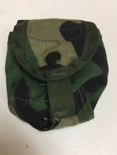 Specialty Defense Systems Grenade Pocket Pouch Camouflage Detachable Style 4130