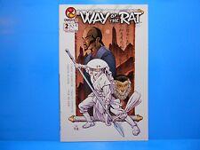 WAY OF THE RAT #2 of 24 2002-2004 CrossGeneration Comics Uncertified CHUCK DIXON