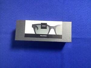 Bose 840667-0100 Alto Bluetooth Frames~Audio Smart Sunglasses~Black~Large