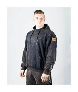 "Legal Power Sweat Hoodie Shirt ""Stone Wash""   4066-866 NEU"