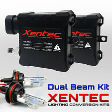 Xentec Xenon H4 Hi-Lo HID Kit ( Halogen High Lights + HID Low beam Light ) 6000K