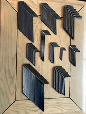 100+ Imperial Allen Alen Keys Job Lot Good Quality Brand New