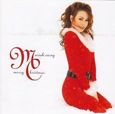 Mariah Carey-Merry Christmas-CD-1994 Columbia Australian issue-477 342 2